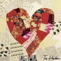 Ten Hawkins - heART Collage mixtape cover art
