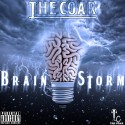 The Coar - Brainstorm mixtape cover art