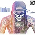 Vizionz - The UnderRated mixtape cover art