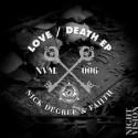 Nick Degree & FAIITH - Love/Death EP mixtape cover art
