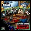 Crooked I - St. Valentine's Day Bossacre mixtape cover art
