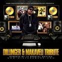 Dillinger & Makaveli Tribute mixtape cover art