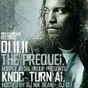 Knoc-turn'al - 1-11-11 (The Prequel) mixtape cover art