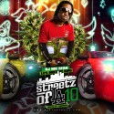 Streets Of L.A. 10 (Hosted By Yukmouth) mixtape cover art