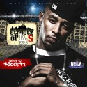 Streetz Of L.A. 5 (Hosted By Roccett) mixtape cover art