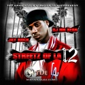 Streetz Of L.A. 12 (Hosted By Jay Rock) mixtape cover art