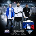 Streetz Of L.A. 4 mixtape cover art