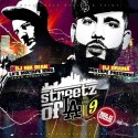 Streetz Of L.A. 9 mixtape cover art