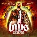 BWS Radio, Vol. 1 mixtape cover art