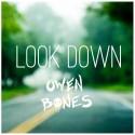 Owen Bones - Look Down mixtape cover art