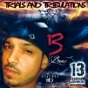 13 - Trials & Tribulations mixtape cover art