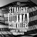 20 Track Labor Day Weekend Bootleg Pack mixtape cover art