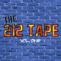 212 Tape: Vol. 1 mixtape cover art