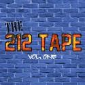 212 Tape: Vol. 1 mixtape cover art