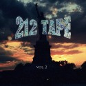 212 Tape: Vol. 2 mixtape cover art