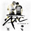 Kelaja1 - 2Pac Lil Cousin K mixtape cover art