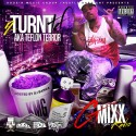 2Turnt Tef - GMixx Radio mixtape cover art