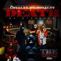 334 Entertainment - Loyalty B4 Royalty Death B4 Dishonor  mixtape cover art