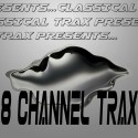 8 Channel Trax mixtape cover art