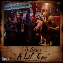 A-Game - A Lil Tape mixtape cover art