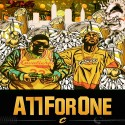 #A77ForOne mixtape cover art