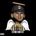 Absolut-P - 402-402-4024 mixtape cover art