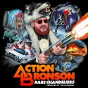 Action Bronson & Alchemist - Rare Chandeliers mixtape cover art