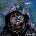 Alex Wiley - Village Party mixtape cover art