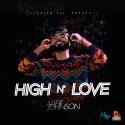 Alier Johnson - High N Love mixtape cover art