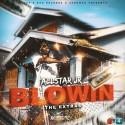 AllStar Jr - Blowing The Extras mixtape cover art