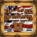 Amego Gang - Illegal Immigrants 2 mixtape cover art
