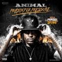 Animal - Prayin For Pressure mixtape cover art