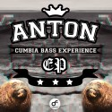 Anton - Cumbia Bass Experience EP mixtape cover art