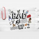 Ash - BAD#ASH EP 2 mixtape cover art