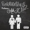 Ash K - Relationships 102 mixtape cover art