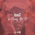 Ashlee Bankz - The Morning After EP mixtape cover art