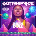 Asian Doll - Outtaspace mixtape cover art