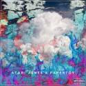 Atari Jones - AtariJones x PaperToy mixtape cover art