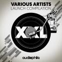 Audiophile XXL Launch Compilation mixtape cover art