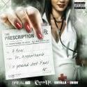 B-Real & Dr. Greenthumb - The Prescription mixtape cover art