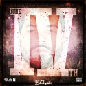 B. Christo - The June 4th EP mixtape cover art
