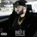 Bagstheboss - The Drive mixtape cover art