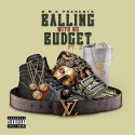 Balling With No Budget 2 mixtape cover art