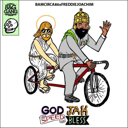 Bam Circa86 - God Speed Jah Bless - NoDJ