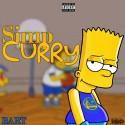 Bart Simp - Simp Curry mixtape cover art