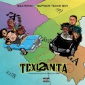 Beatking & Nephew Texas Boy - Texlanta 2 mixtape cover art