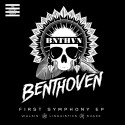 Benthoven - First Symphony EP mixtape cover art