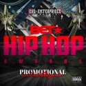 #BETawards16 Compilation CD mixtape cover art