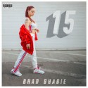 Bhad Bhabie - 15 mixtape cover art