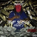 Big 4OE - Trap Season mixtape cover art
